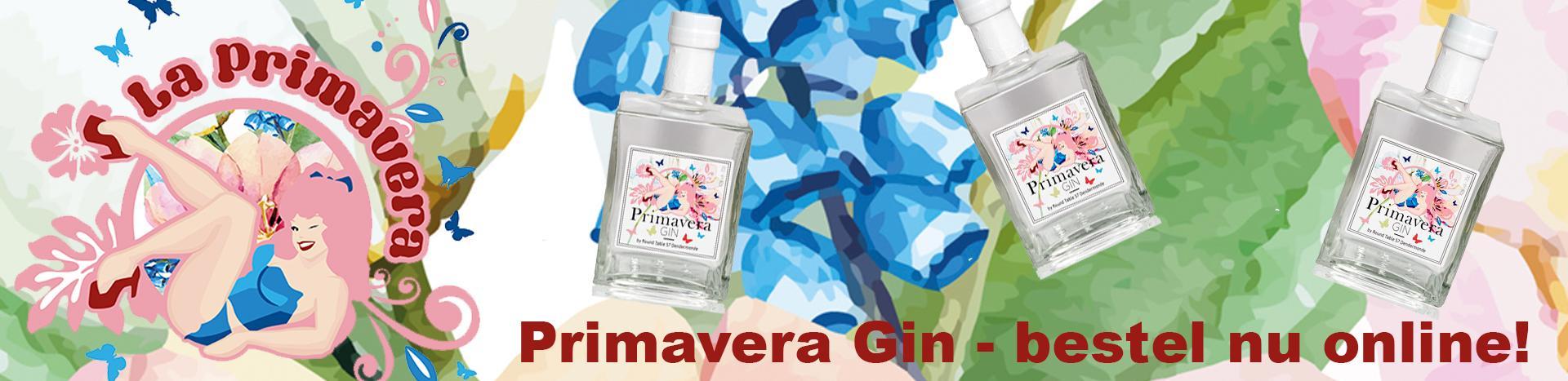 Gin banner